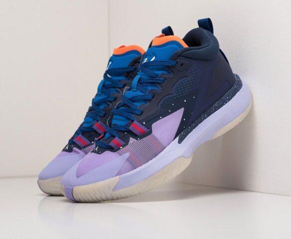 Nike Jordan Zion 1 фиолетовые