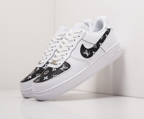 Nike x Louis Vuitton Air Force 1 Low белые